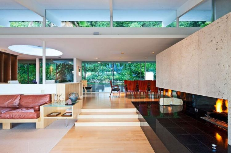 The Staller House in Californiaby Richard Neutra