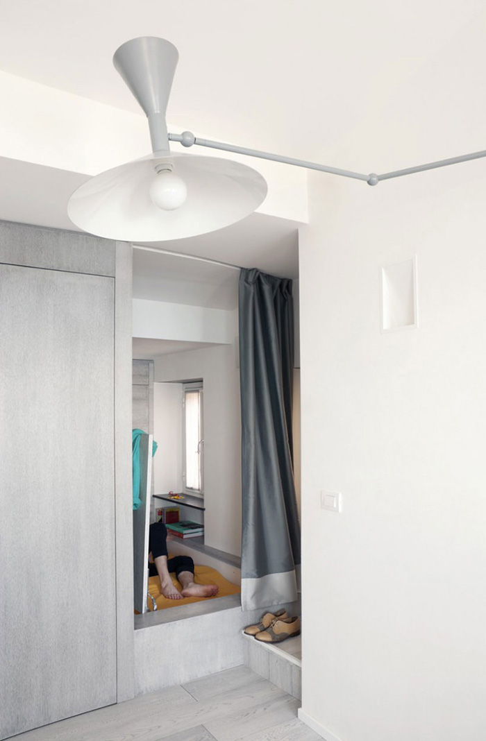 Limited space creative small apartment design the - How to design an apartment ...