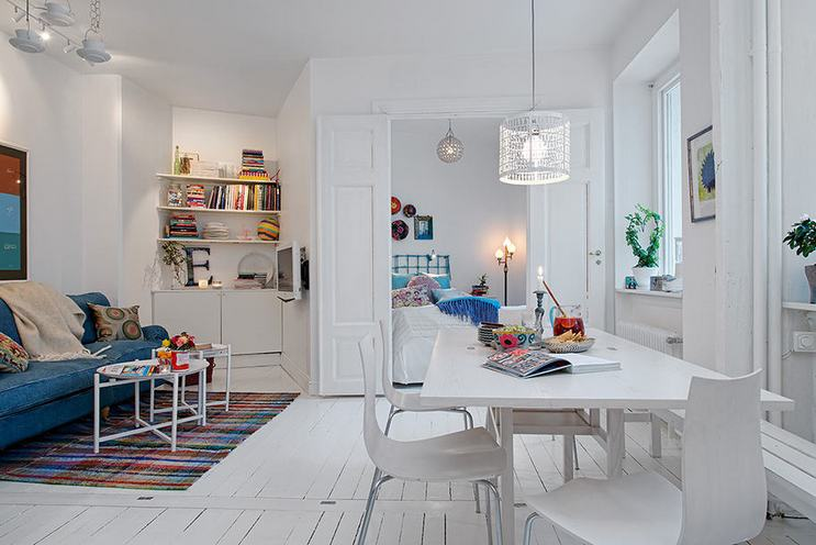 The Best Small Apartment Design Ideas And Inspiration Part One