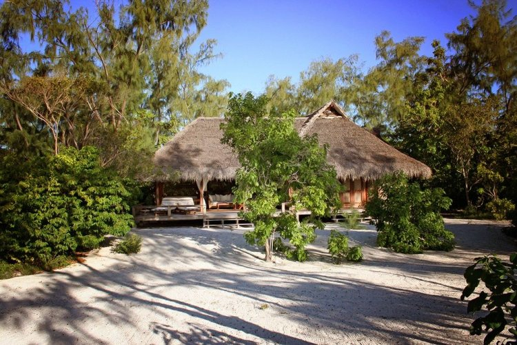 Romantic timber villas on Vamizi Island Mozambique - 13