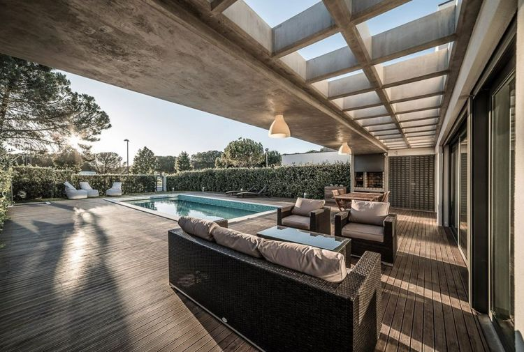 Modern luxury home with pool - Vilamoura House - 6