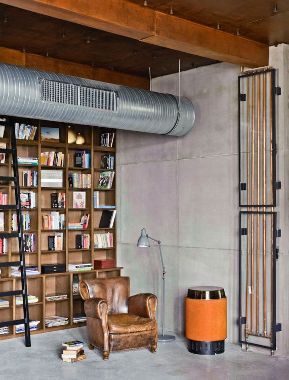 Loft - eclectic apartment in Budapest_16