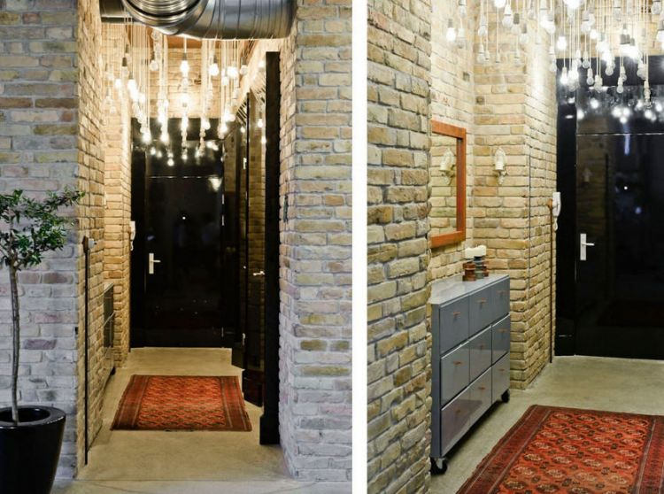 Loft - eclectic apartment in Budapest_7