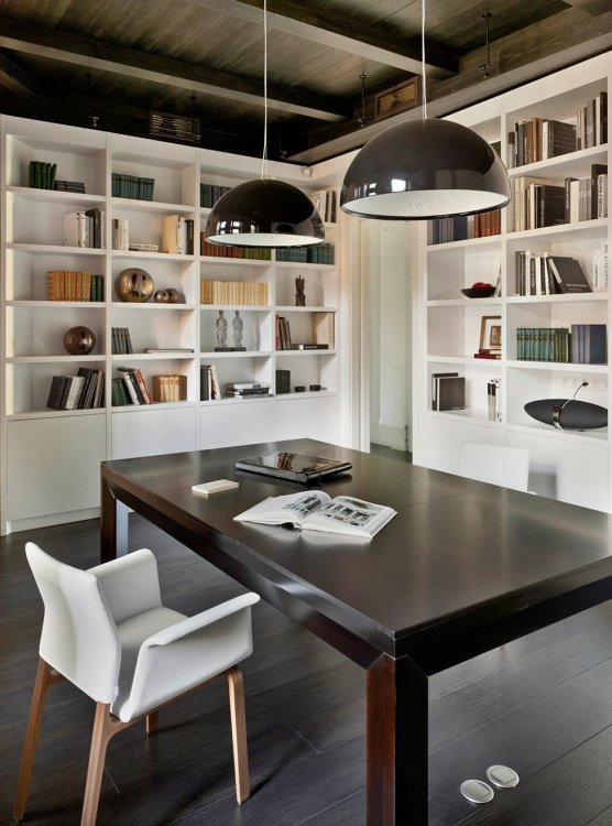 Modern apartment in Moscow by Studioplan - 12