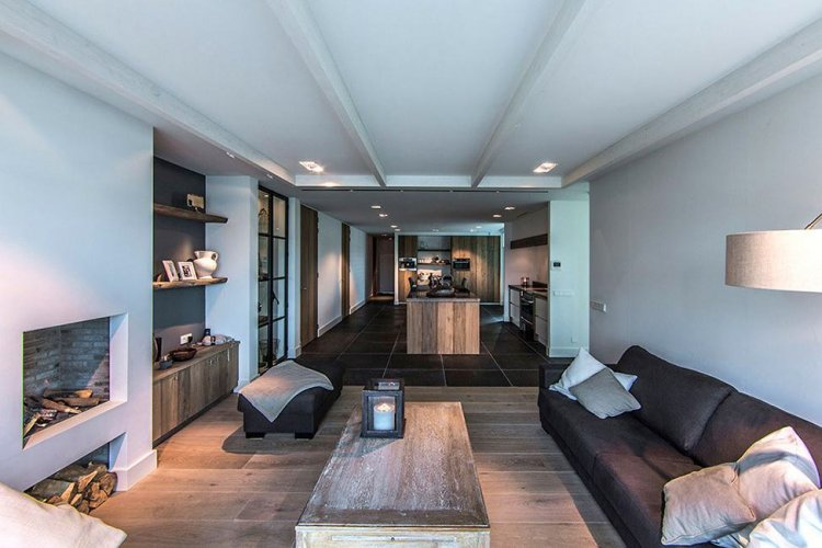 Sky Box Apartment by Centric Design Group - 9