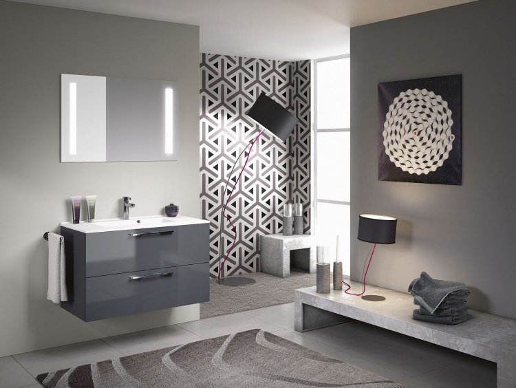 Stylish bathrooms - ideas from Delpha - 13