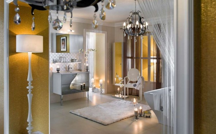 Stylish bathrooms - ideas from Delpha - 16