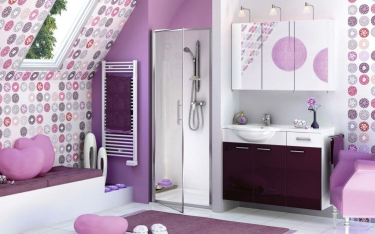 Stylish bathrooms - ideas from Delpha - 1