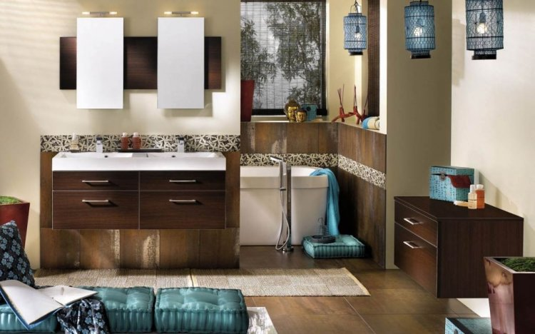 Stylish bathrooms - ideas from Delpha - 4
