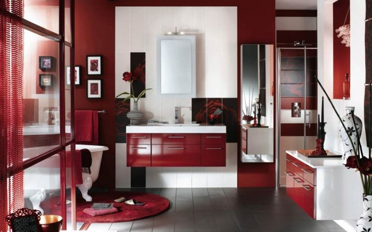 Stylish bathrooms - ideas from Delpha - 7