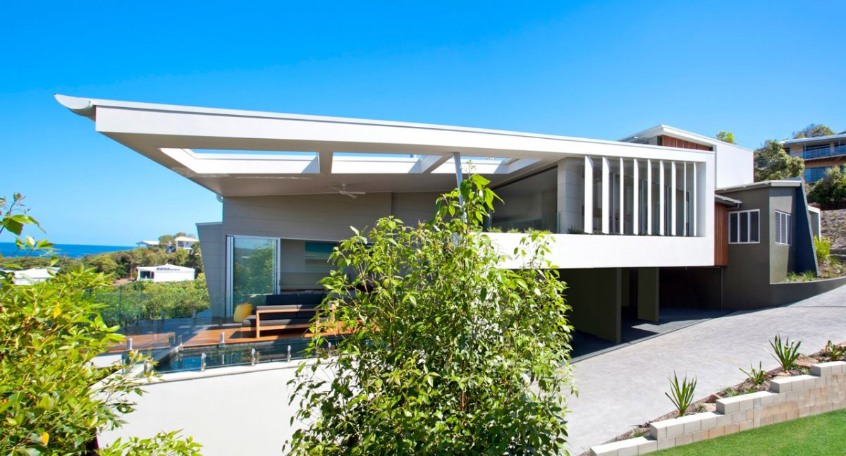 Coolum Bays Beach House In Queensland, Australia   20