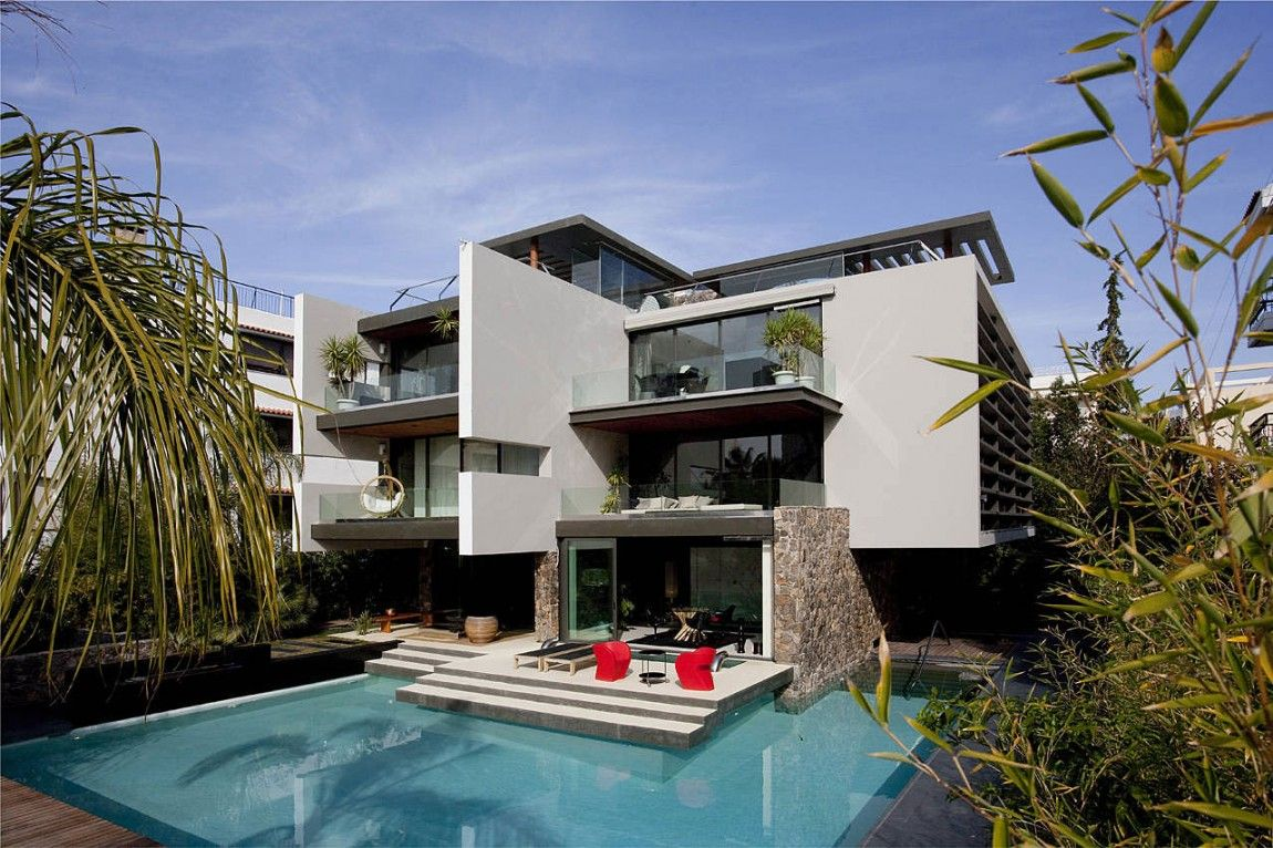 H2 Residence by 314 Architecture Studio - 1 - Modern Home Design ...