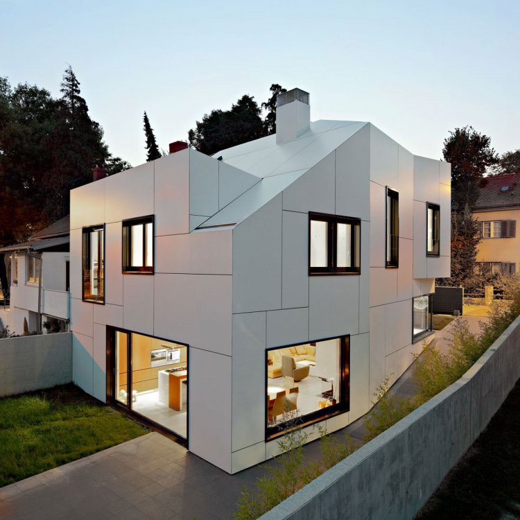 A+A House by DVA Arhitekta - 2