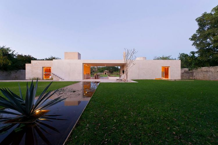 Stone house in Mexico - Hacienda Sac Chich - 19