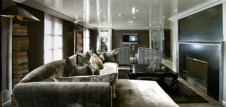 Contemporary and chic atmosphere - 6
