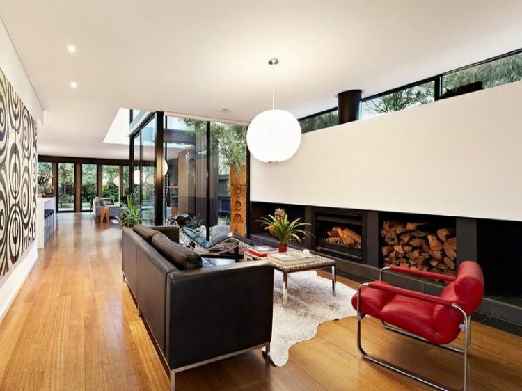 Contemporary home in Melbourne - 1