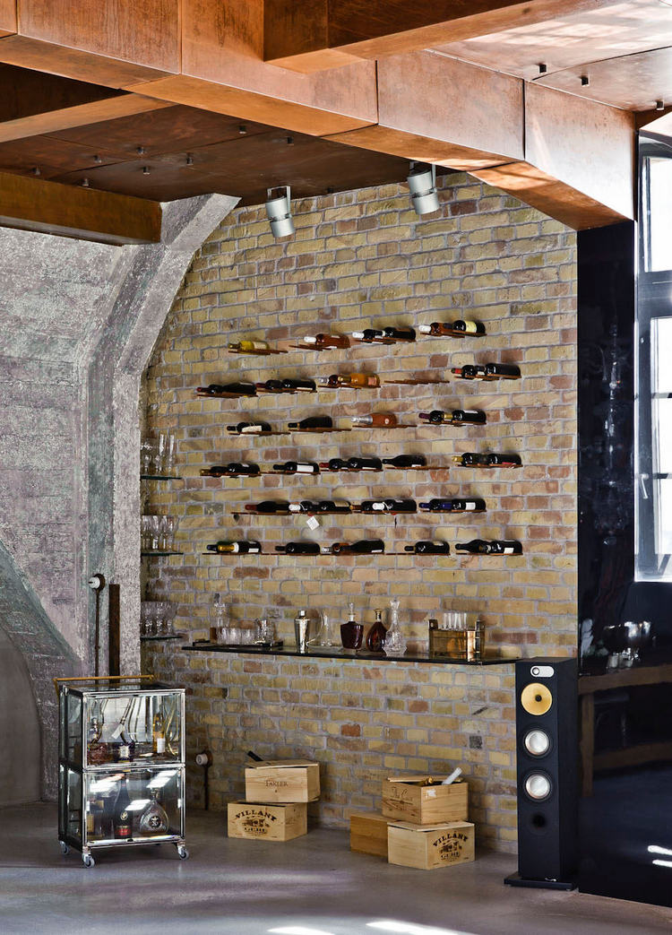 Loft - eclectic apartment in Budapest_14