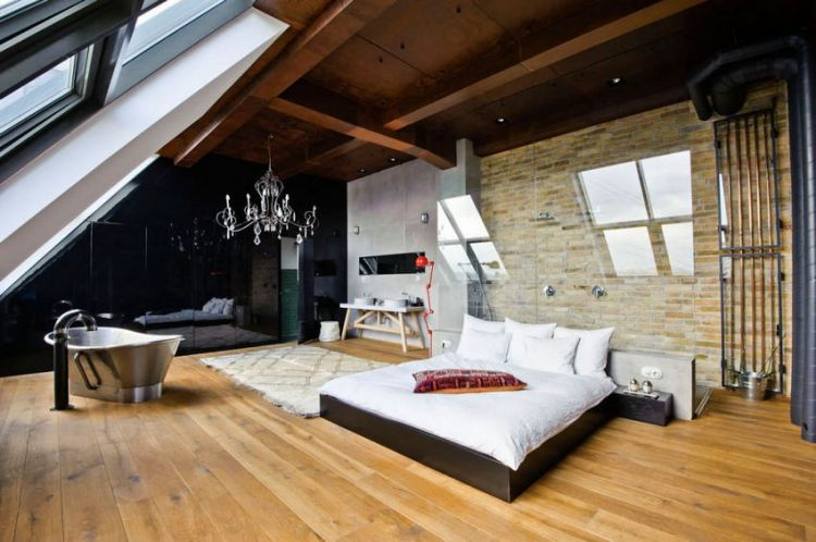 Loft - eclectic apartment in Budapest_5