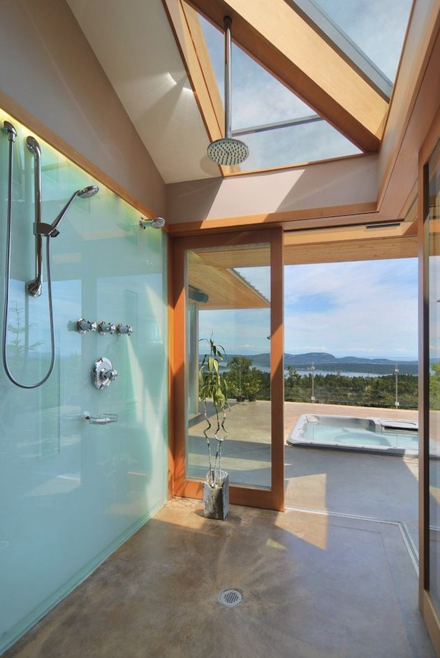 Outdoor bathroom ideas - 16