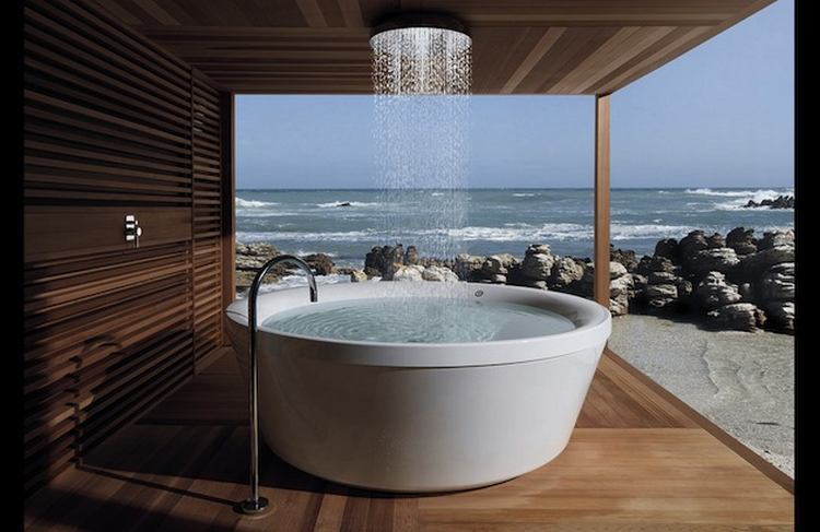 Outdoor bathroom ideas - 19
