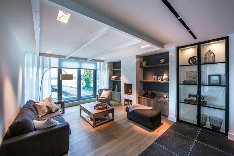Sky Box Apartment by Centric Design Group - 7