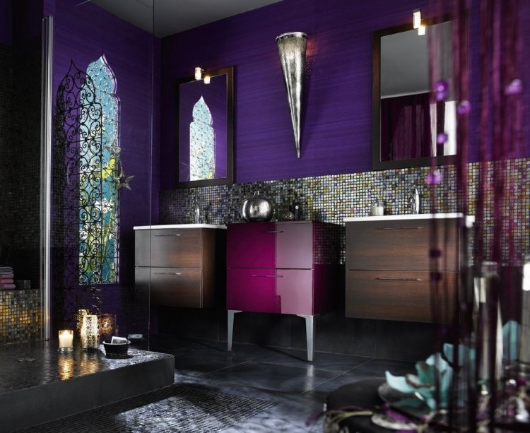 Stylish bathrooms - ideas from Delpha - 9
