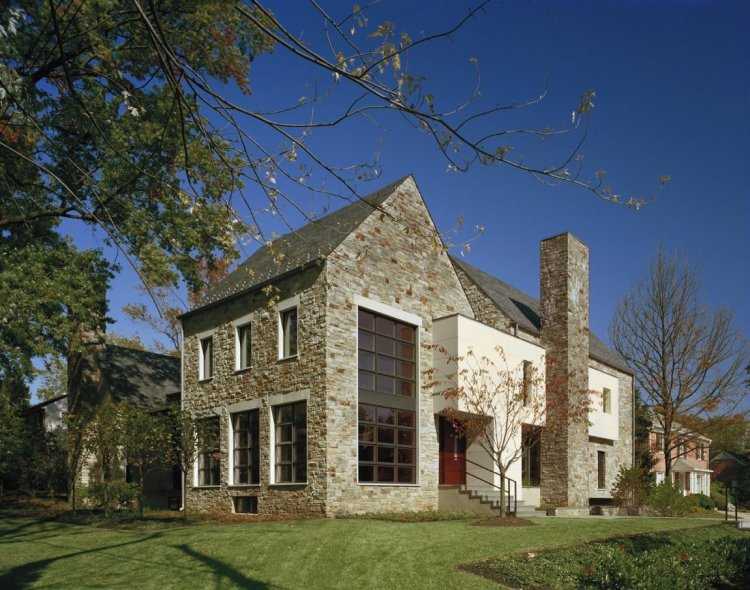 The edgemoor residence by david jameson architect modern - The edgemoor residence by david jameson architect ...