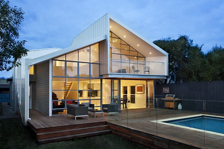 house extension and renovation in melbourne isn t short on aesthetic