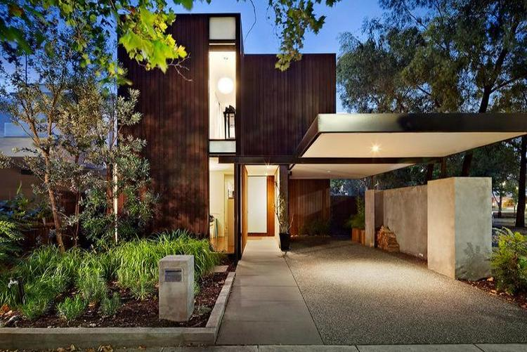 Contemporary home in Melbourne
