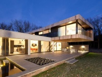 Minimalist House in Brabant by Hilberink Bosch Architects