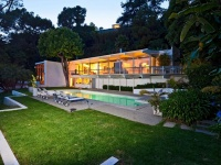The Staller House in California by Richard Neutra